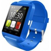 Ceas Smartwatch iUni U8+ BT LCD 1.44 inch Notificari Albastru
