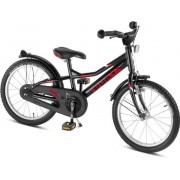 Puky Børnecykel sort/rød 18 tum - Puky cykel zlx 18 alu 4370