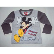 Mickey hosszú ujjú póló -86 cm-es - UTOLSÓ DARAB