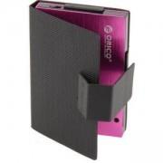 Кутия за диск Orico 25AU3 Pink USB 3.0 2.5 SATA External Enclosure, 25AU3-FU_VZ