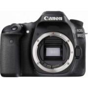 Aparat Foto DSLR Canon EOS 80D BK 24.2MP WiFi Body