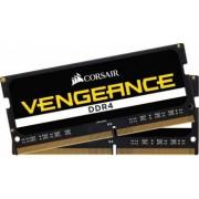 Kit Memorie Laptop Corsair Vengeance 2x4GB DDR4 2666MHz CL18 Dual Channel 1.2V