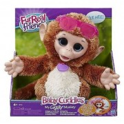FurReal Friends Baby Cuddles My Giggly Monkey