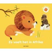 BOEK Zo voelt het in Afrika