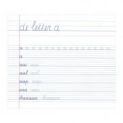 Deltas Mijn oefenschrift - schrijven (6 - 7 jaar)