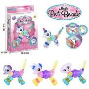 Magic Pet Beads Girls Favorite Magic Twisted Beads. Toys Bracelet for Kids Animal Bracelet Magical animal pet Bracelet