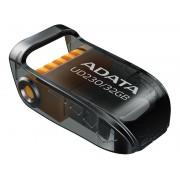 USB Flash Drive 32Gb - A-Data UD230 Black AUD230-32G-RBK