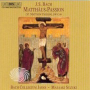 Video Delta Bach,J.S. - St. Matthew Passion - CD