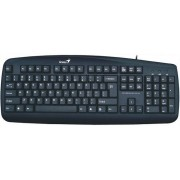 Tipkovnica Genius KB-110X Black, USB