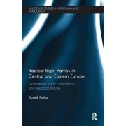 Radical Right Parties in Central and Eastern Europe. Mainstream Party Competition and Electoral Fortune, Paperback/Bartek Pytlas