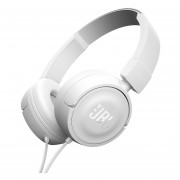 Audífonos On Ear Jbl T450 Plegables Tipo Diadema Blanco