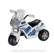 PEG PEREGO MOTOR RAIDER POLICE