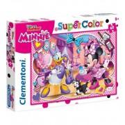 Puzzle 60 piezas Minnie Happy Helper - Clementoni