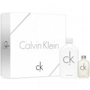 Calvin Klein CK All Комплект (EDT 100ml + CK One EDT 15ml) за Мъже и Жени