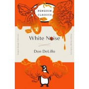 White Noise Penguin Orange Collection