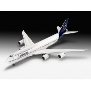 "Revell BOEING 747-8 LUFTHANSA ""NEW LIVERY"""