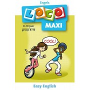 Loco Maxi Loco - Easy English (8-10 jaar)