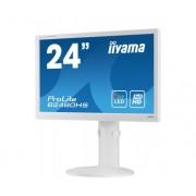 IIYAMA ProLite B2480HS Blanc - LED 23,6' VGA, DVI, HDMI 1920 x 1080