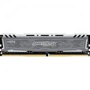 Memorie Crucial Ballistix Sport LT Gray,4 GB, DDR4, 2400 MHz, CL 16, 1.2v