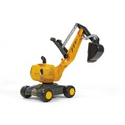 Rolly Toys Digger Yellow