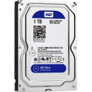 HDD 1 TB Western Digital Blue WD10EZRZ SATA 3.5""