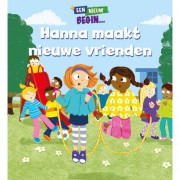 Een nieuw begin...: Hanna maakt nieuwe vrienden - Tom Easton