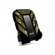 Adata Disco Duro Externo 2tb Portatil Hd710m Verde Militar