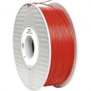 3D nyomtató szál Verbatim 55013 ABS műanyag 1.75 mm Piros 1 kg (1398197)