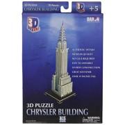 Daron Chrysler Building 3D Puzzle 70-Pieces