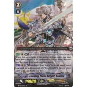 Cardfight!! Vanguard Tcg Leading Jewel Knight, Salome (Bt10/S02 En) Booster Set 10: Triumphant Return Of The King Of Knights