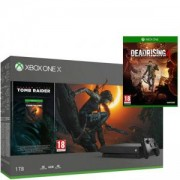Конзола Microsoft Xbox One X 1TB конзола + игра Shadow of the Tomb Raider 4 + Игра Dead Rising 4 (Xbox One)