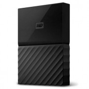 WD My Passport 4TB - USB 3.0 - Svart