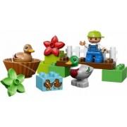 Set De Constructie Bebelusi Lego Duplo Ratele Din Padure