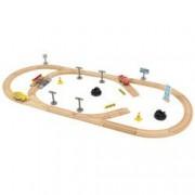 Set de joaca Disney Pixar Cars 3 Build Your Own Track Pack - KidKraft