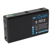 EPSON T7012 cyan XXL - kompatibilná náplň do tlačiarne Epson