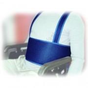 Betegrögzítő biztonsági öv kerekesszékhez, medence mellény, 1-es
