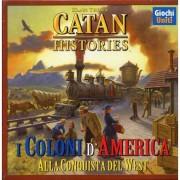 Giochi Uniti Catan Histories. I Coloni D'america. Gioco da tavolo