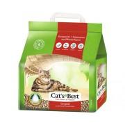 Nisip pentru litiera pisici Cats Best Eco Plus, 10 l