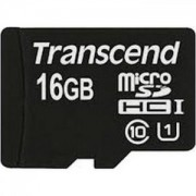 Transcend 16GB micro SDHC UHS-I (No Box & Adapter - Class 10) - TS16GUSDCU1