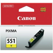 Cartus Canon CLI-551Y Yellow