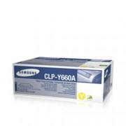 ORIGINAL Samsung toner giallo CLP-Y660A ST953A ~2000 Seiten standard