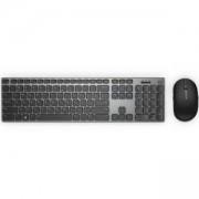 Клавиатура Dell KM717 Premier, + Мишка, 580-AFQE