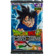 Enigma Dragon Ball SCG: Cross Worlds - Booster Pack