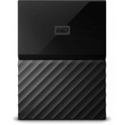 "Eksterni hard disk HDD External 2.5"" 2TB WD Black WDBS4B0020BBK-WESN, 8MB USB3.0 My Passport"