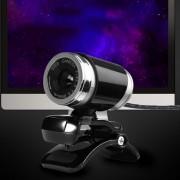 EB Cámara De 12 Millones De Píxeles HD Cámara De Micrófono Incorporado Para Ordenador Portátil CMOS-negro