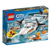Lego 60164 city idrovolante di salvataggio