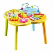 Masuta educativa din lemn Baby Mix HJ-D93995