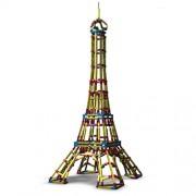 Mega Structuri: Turnul Eiffel Engino