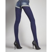 Samburu - Opaque stylish diamond pattern tights Ivone 90 DEN