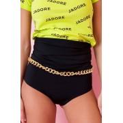 JFR Chunky Chain Belt - Zoe Guld